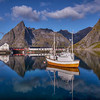 Fishing Boat, Hamnoy