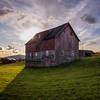 Barn In The Sun