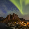 Northern Lights, Hamnoy