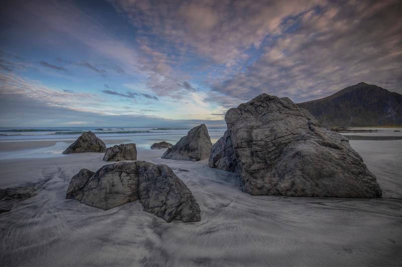 Boulders, Ramberg Beach