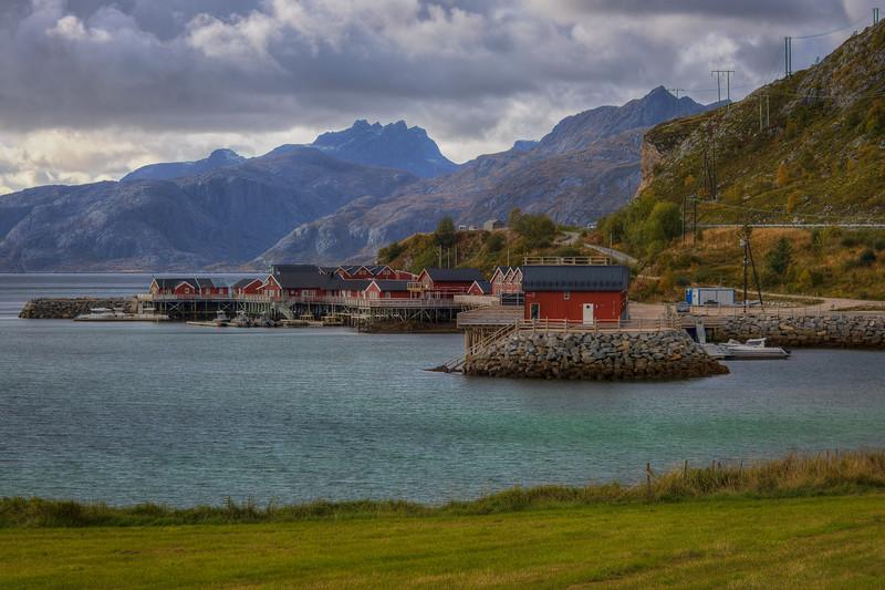 Fishing Village, Ramberg