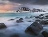 A palette of colours - Uttakleiv Beach, Lofoten