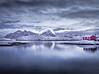 Winter Placidity - Lofoten, Norway