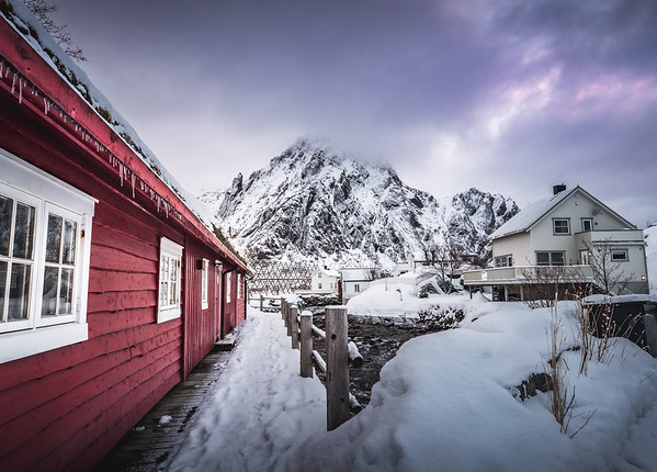 Arctic Living! - Svolvær, Lofoten, Norway