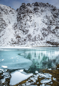The winter freeze! - Lofoten, Norway