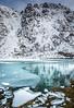 The winter freeze! - Lofoten, Norway
