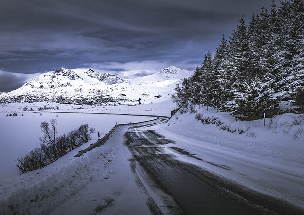 Nordic Drive! - Lofoten, Norway