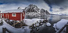 Cabin in a winter wonderland! - Svolvaer, Lofoten