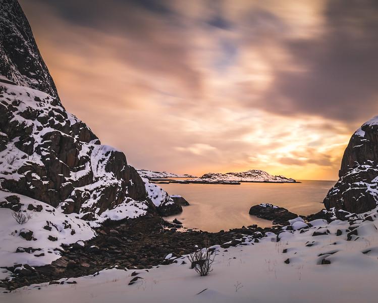 Shine through! - Lofoten, Norway