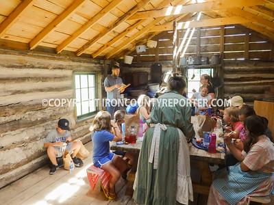 Log Cabin Days 2018