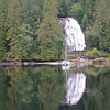 Chatterbox Falls in August.