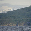 Heading north into the Agamemnon Channel.  Mt Diadem is the sharp, landmark peak in the center left of the image.  It's half way up Jervis Inlet on the way to Princess Louisa Inlet.