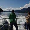 Imagine yourself watching this Jervis Inlet scenery from BLine's back deck.