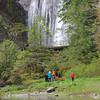 Chatterbox Falls, Princess Louisa Marine Park
