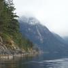 Saumarez Bluffs - Jervis Inlet