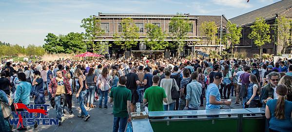 Het Vrije Westen Amsterdam 2014