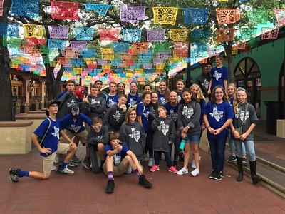 2017 7th Grade Texas Trip