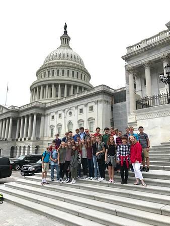 2017 8th Grade D.C. Trip