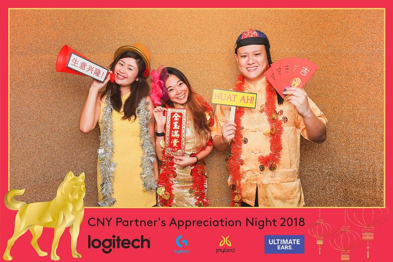 © Logitech Partner's Appreciation Night 2018   SRSLYPhotobooth.sg