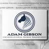 Custom branding for Adam Gibson - Horse Transport