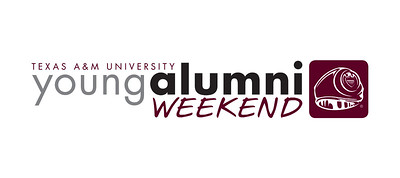 Young Alumni Weekend Logo