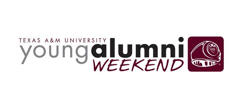 Young Alumni Weekend Logo