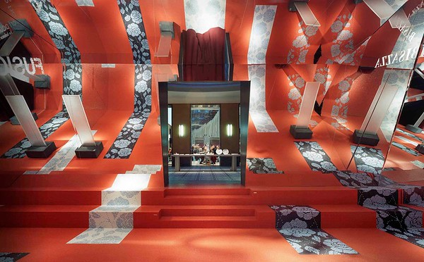 Bisazza at: Stylepark in Residence 2005 Cologne (on the occasion of passagen 2005)