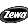 Zewa New black and white logo