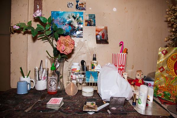 Loretta's Dresser, 2013