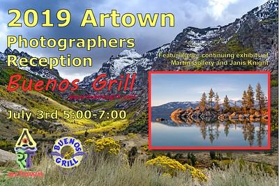 2019 Artown Event