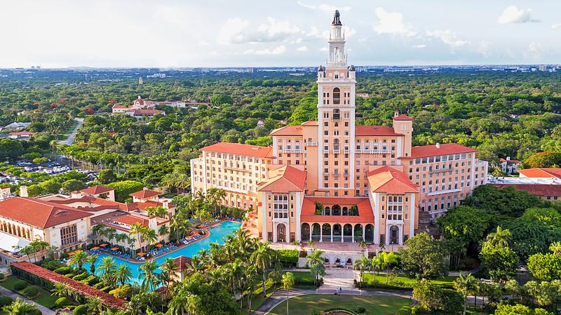 The Biltmore in Miami, Florida
