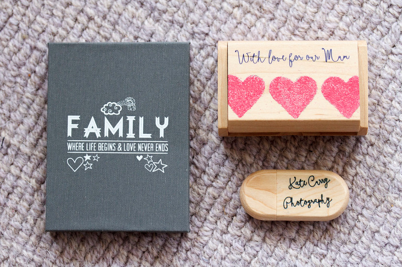 Keepsake accordion and memory stick