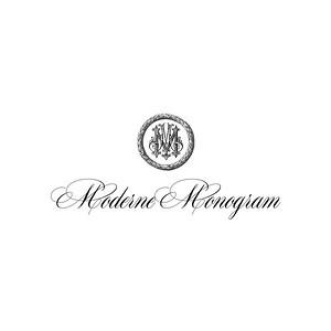 Moderne Monogram