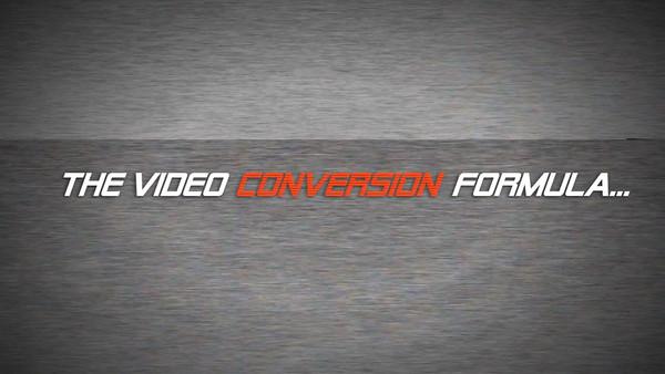 Video Conversion Formula
