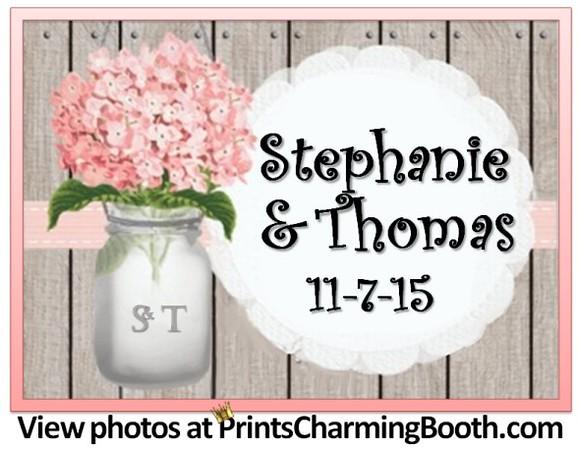 11-7-15 Stephanie & Thomas Wedding logo - Revised 2nd