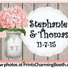 11-7-15 Stephanie & Thomas Wedding logo - Revised 2nd