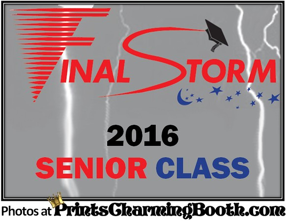 6-2-16 Clearwater High Senior Post Graduation logo