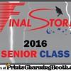 6-2-16 Clearwater High Senior Post Graduation logo