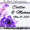 5-28-16 Caitlin and Michael Wedding logo