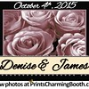 10-4-15 Denise and James Wedding logo - Ver  3