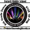 5-20-16 Farnell Middle School 8th Grade Dance logo
