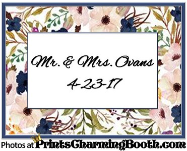 4-23-17 Mr and Mrs Ovans Wedding logo