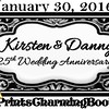 1-30-16 Kirsten & Danny Wedding logo