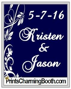 5-7-16 Kristen and Jason Wedding logo