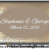 3-12-16 Stephanie & George Wedding logo