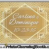 10-23-16 Carlina & Dominique Wedding logo ver 1