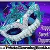 1-14-17 Happy Sweet 16 Ziyyarah logo - bl2