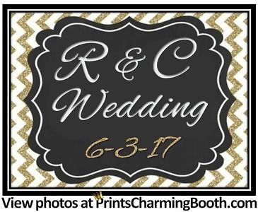 6-3-17 Rachel & Cesar Wedding logo 1