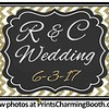 6-3-17 Rachel & Cesar Wedding logo 1