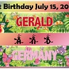7-15-15 Gerald and Germany 1st Birthday Logo - version 1